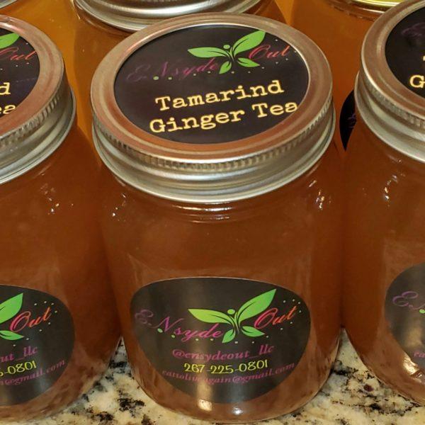 Tamarind Ginger Tea (16 oz)